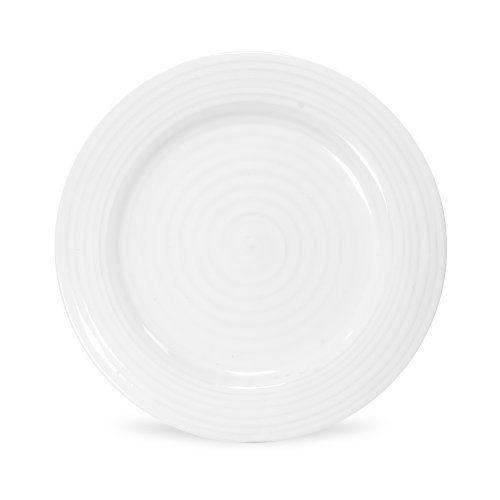 Portmeirion Sophie Conran White Dinner Plate Set of 4 Portmeirion  sc 1 st  Pinterest & 15 best white dishes 2015 images on Pinterest | White dinnerware ...