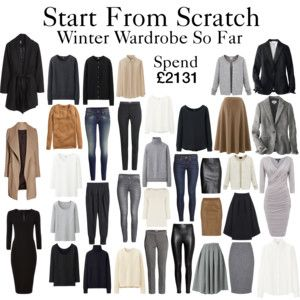 Start From Scratch - Steps 1 - 16