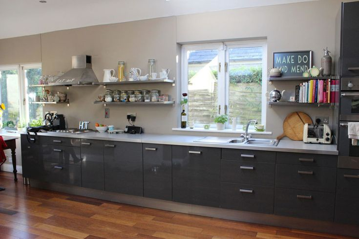 Open Kitchen Cabinets Are Easier To Handle10