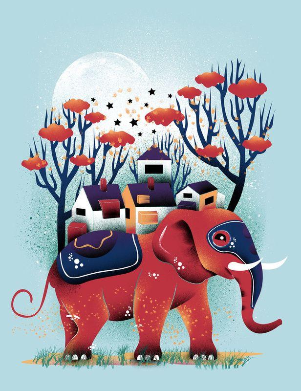 фоторедактор смешные рисунки слона одном интервью сказал