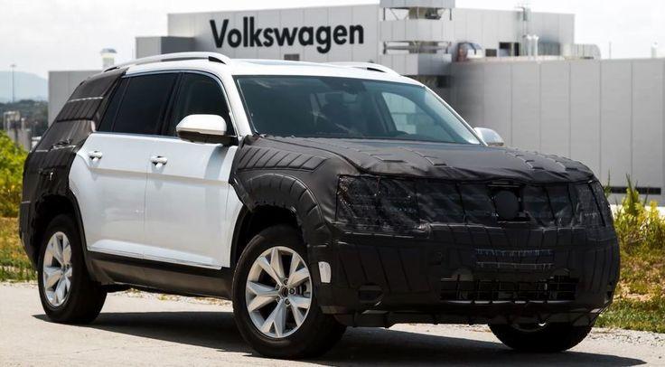#Volkswagen Group of Americas CEO Previews #VWs All-New Midsize SUV: https://youtu.be/tS0oc2txkkg #FieldsVW #VW #Volkswagen #DaytonaBeach #Florida