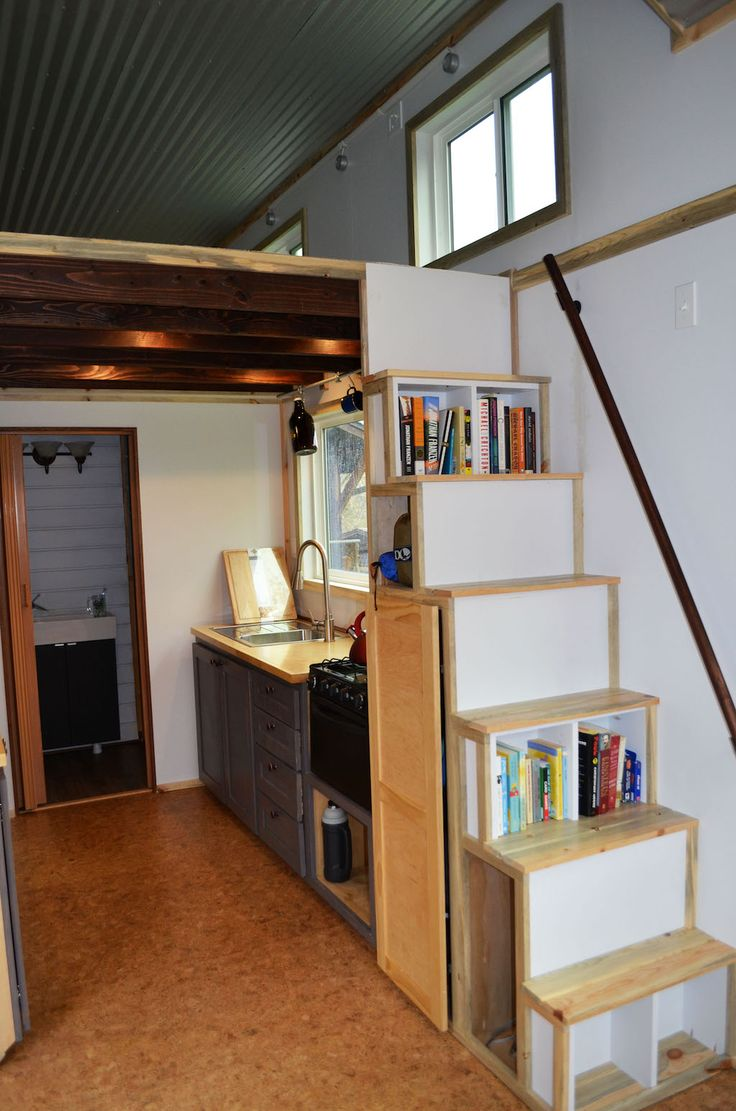 358 best Tiny House Stairs Ladders images on Pinterest Stairs