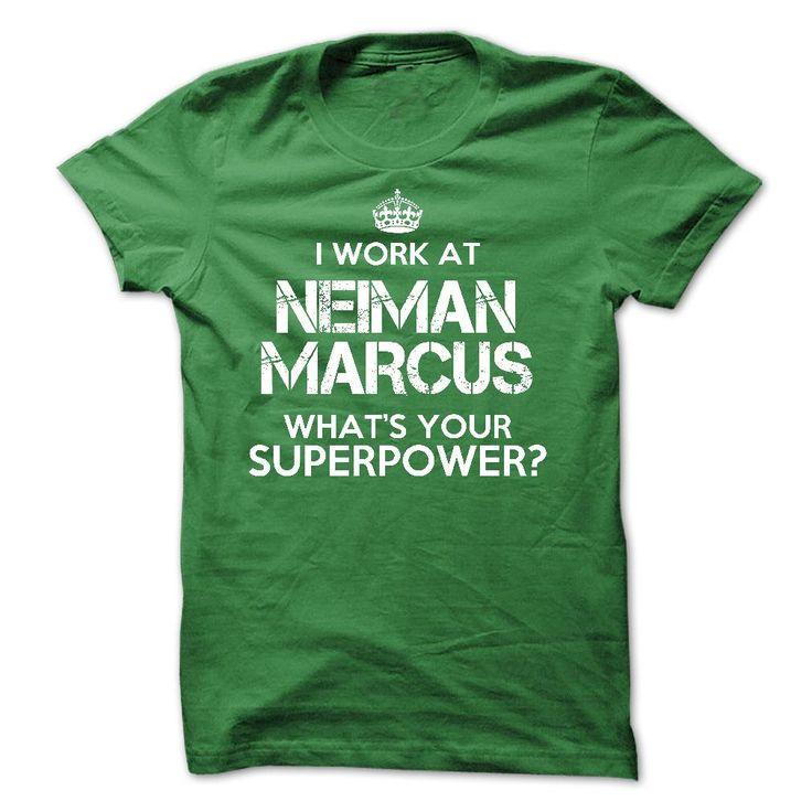 Work at Neiman Marcus Superpower Tee