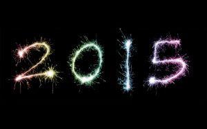 2015 Mutlu yıllar