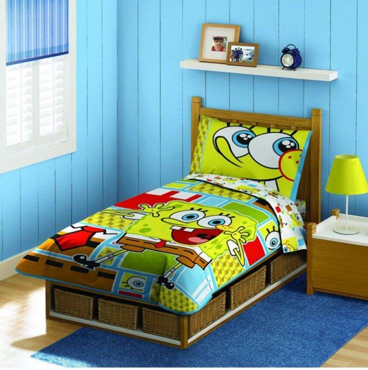 Interesting Ideas Cartoon Character Themed Boys Room With
