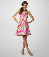 One of my fave prints: Blossoms Dresses, Lilly Dresses, Spring Dresses, Lilly Pulitzer, Dreams Closet, First Impressions, Bridesmaid Dresses, Easter Dresses, Favorite Lilly