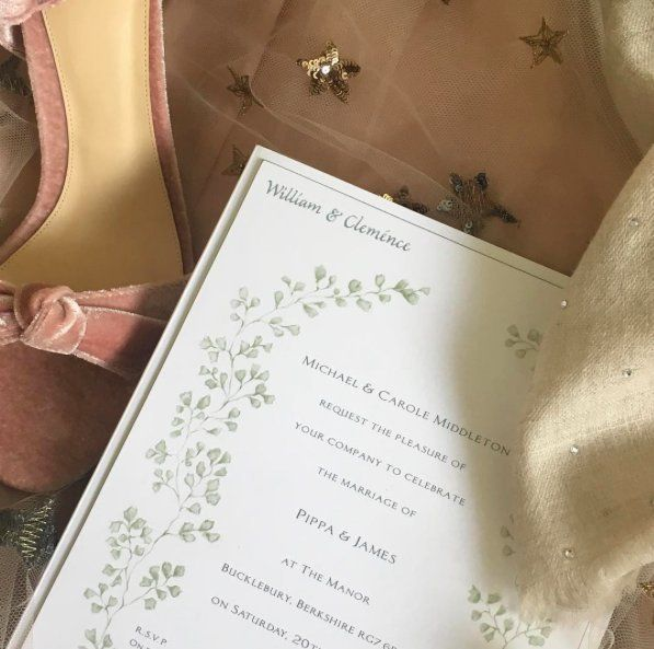 Pippa Middleton's Charming Country Wedding Invitation is Actually a Reception Card: All the Details Brides Want to Know: Pippa Middleton's charming country wedding invitations bely the glamorous fairytale celebrations she planned for her marriage to James Matthews. With every detail a closely guarded secret, there was delight when a glamorous guest posted an Instagram image of Pippa's wedding invitation. However, in a twist, the invitation in question is actually a reception card for the…