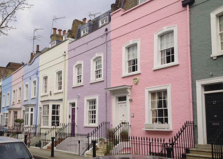 CHELSEA, LONDRES. En esta zona y aledañas -Kensington, Belgravia, Notting Hill- viven los que no son exactamente pobres.