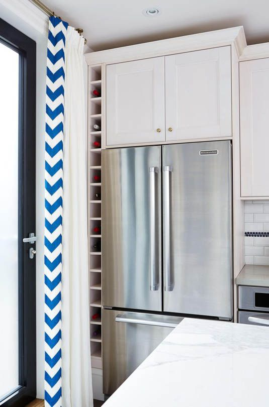 Sarah Richardson Kitchen Design   love the custom wine storage rack next to  the fridge The 25  best Sarah richardson kitchen ideas on Pinterest   Sarah  . Sarah Richardson Kitchen Designs. Home Design Ideas