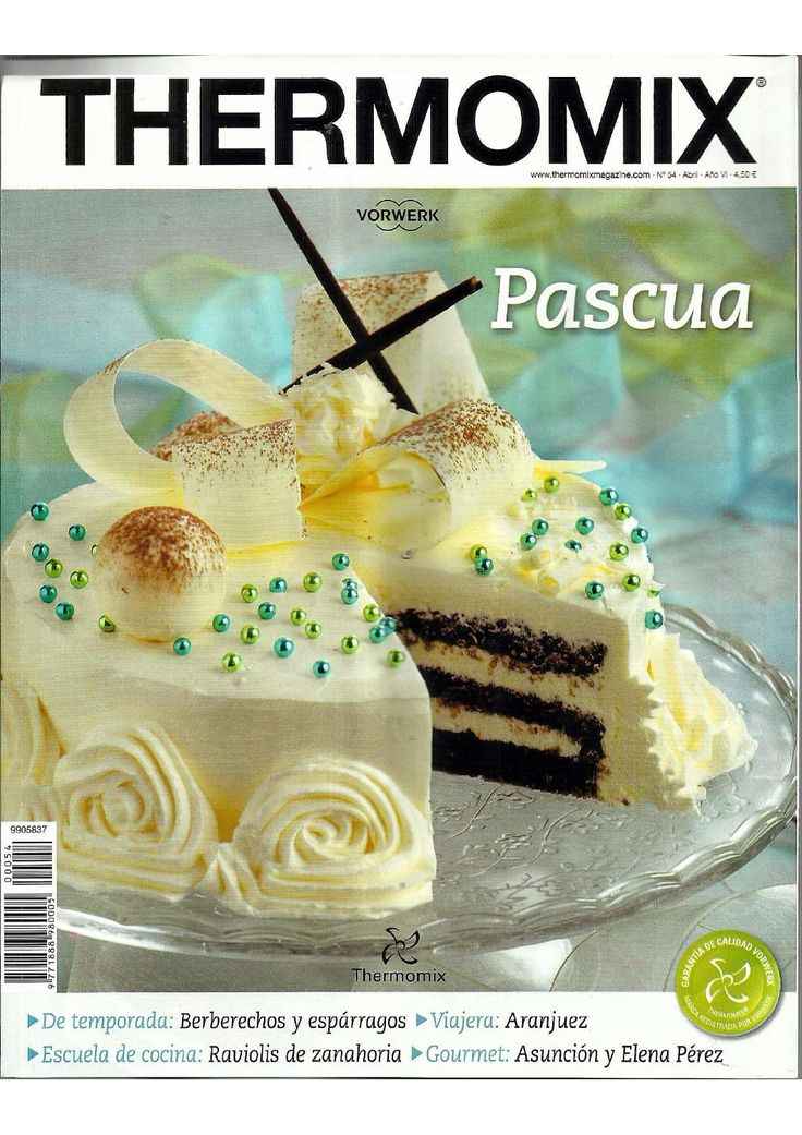 ISSUU - Revista thermomix nº54 pascua de argent