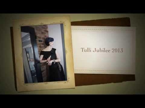 Tulli Jubilee 2013 - Pukusuunnittelija Erika Turusen näyttely - Tullivahe/Rauma Valokuvat ja video: Paula K. Niittynen