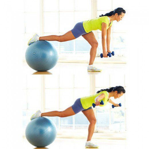 Stability Ball Instead Of Bench: Top 25+ Best Weight Benches Ideas On Pinterest