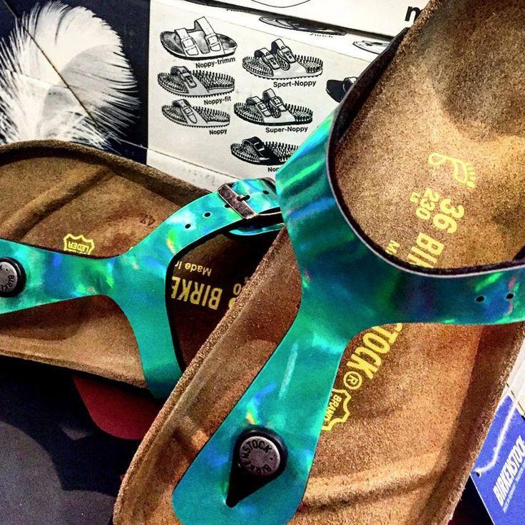 Las sandalias Birkenstock México no pueden faltar en tu clóset este verano. ¡Son básicas, hermosas y comodísimas! <3