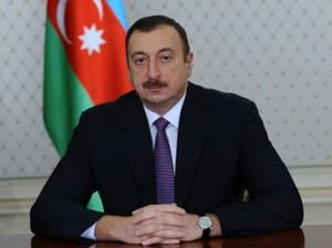 """Ilham Aliyev: """"Baku-Tbilisi-Kars railway is the beginning of a new stage in the development of transport"""""""