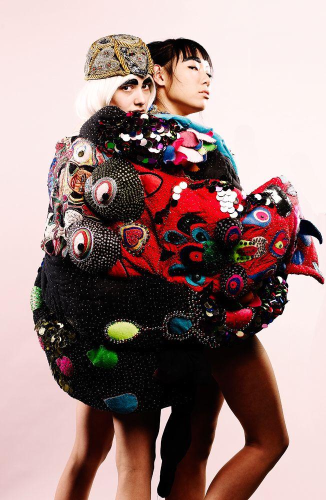 Wearable Lookbook Winter 2013 - Elena Stonaker