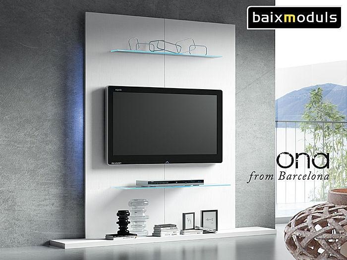 Muebles television - ONA - Baixmoduls - Baixmoduls - News y comunicados de prensa