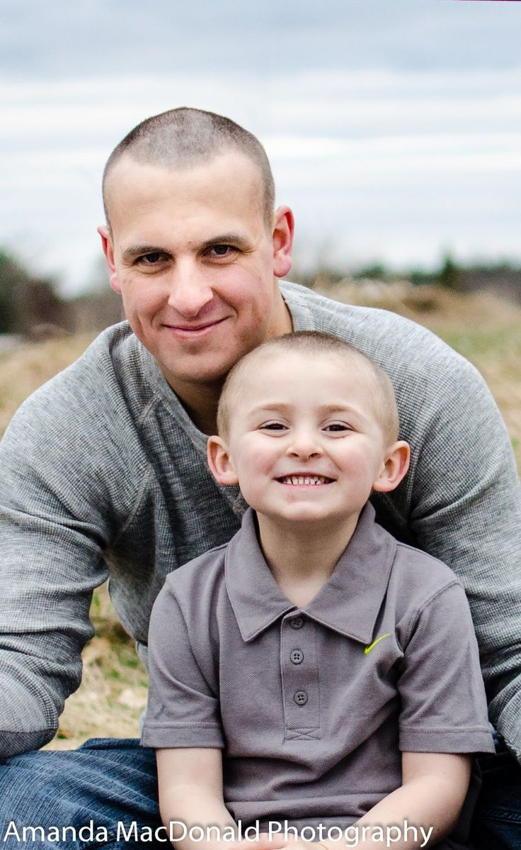 Father and son Amanda MacDonald Photography  Just spending time with our kids loving them makes life sweeter. -BDS