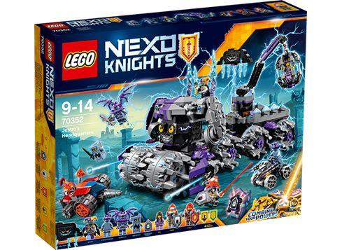 LEGO NEXO 70352 Jestros hovedkvarterer