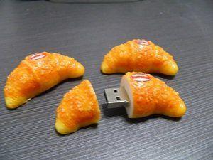 Clés USB Croissant