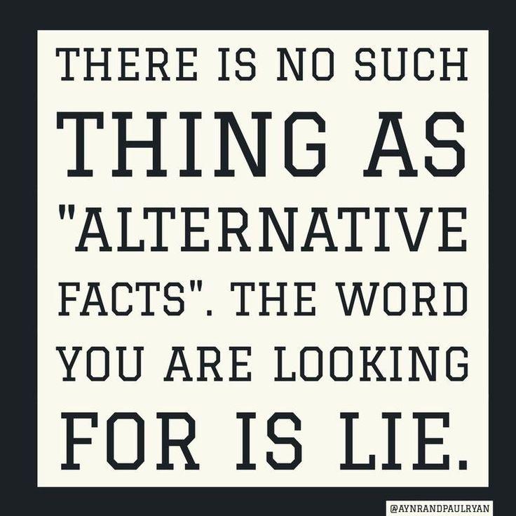 Use the fucking word. Trump lies. Every single day. He's a godamn disgrace.