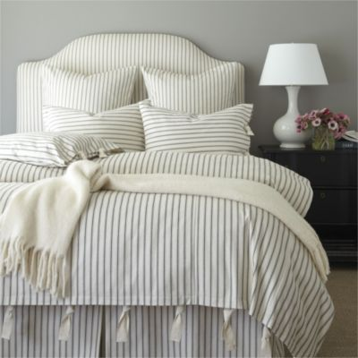 25 Best Ideas About Striped Bedding On Pinterest
