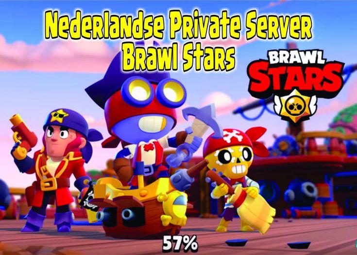 Nederlandse Private Server Brawl Stars 26.165 Mod Apk 2020