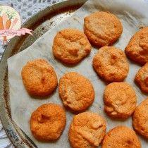Ciasteczka migdałowe bez mąki i cukru.