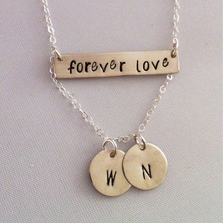 Sterling silver plaque and initial charm necklace.   From £30    #supermumscraftfair #ccc #jewellery #silver #bespoke #uk #forsale #wedding #personalised #jewelry #925 #metalsmith http://pict.com/p/BCK