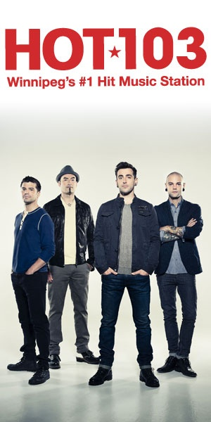 Repin this and you could win a pair of tickets to Hedley on Saturday, March 17 at MTS Centre.