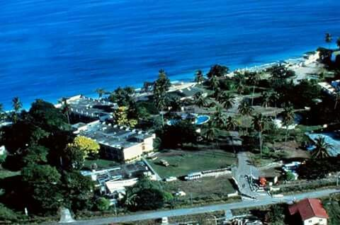 St Georges University Grand Anse Campus 1983