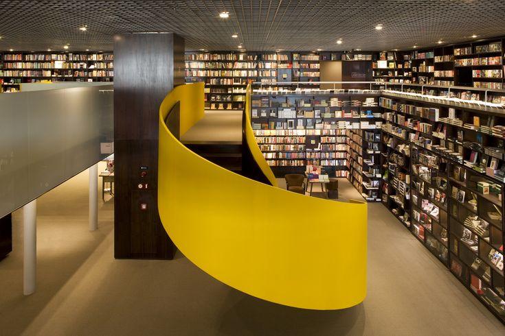 Легендарные книжные магазины Европы