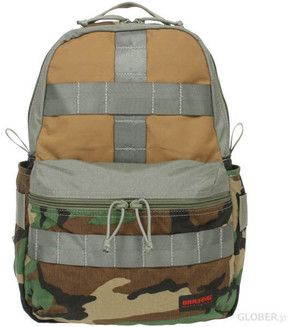 Briefing camo backpack / (ブリーフィング) 15周年記念 リュックサック ライトサック クレイジー shopstyle.co.jp