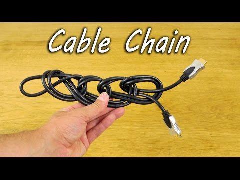Zo voorkom je dat kabels in de war raken - Het Nieuwsblad