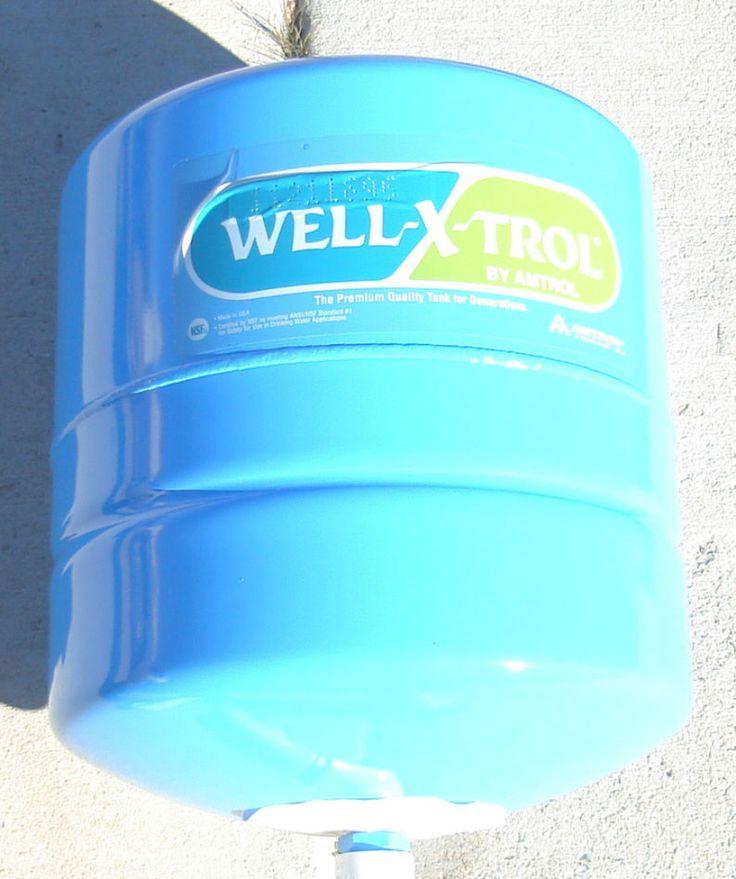 Well-X-Trol WX-102 4.4 Gallon Well Pressure Tank New in Old Stock Box #WellX0Trol