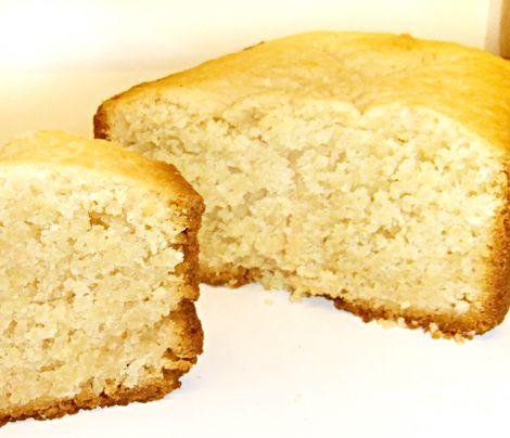 Himmlische Süßigkeiten: Rührkuchen aus dem Brotbackautomat