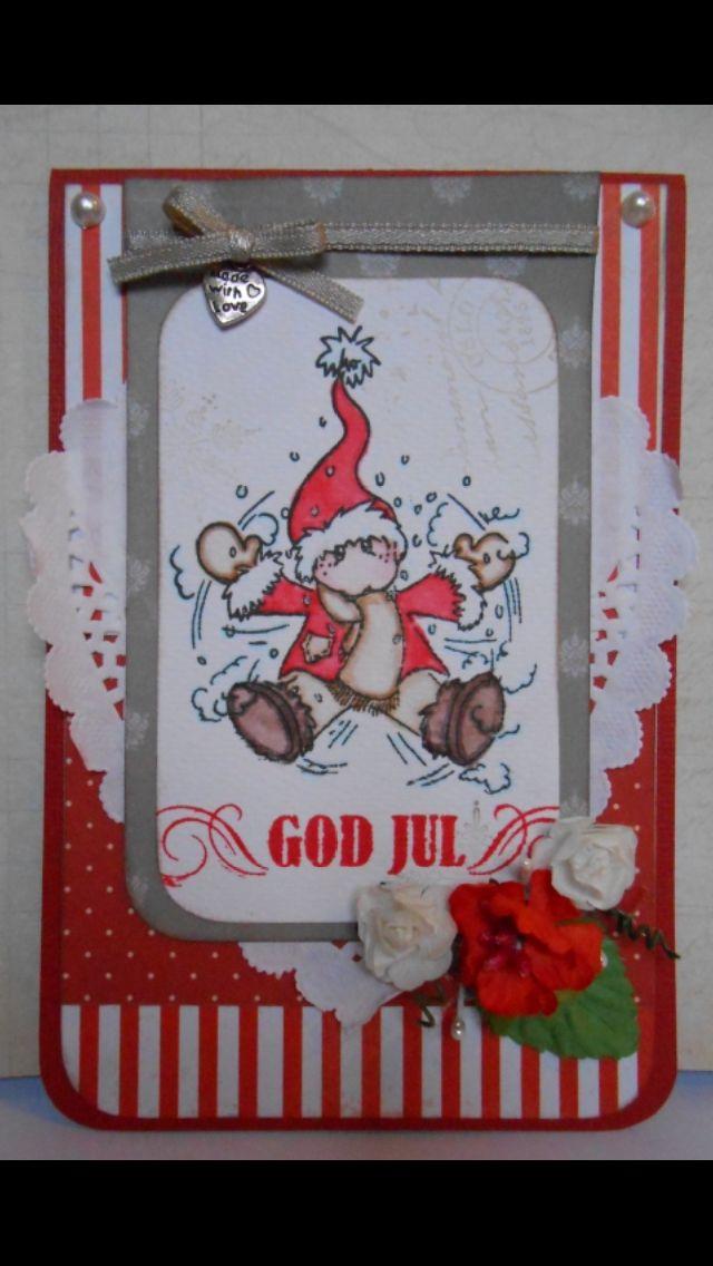God jul kort