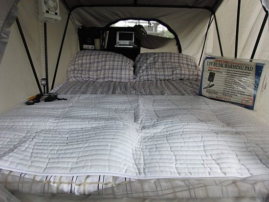 Off Road Tent Trailers and Campground Tent Trailer by Tentrax