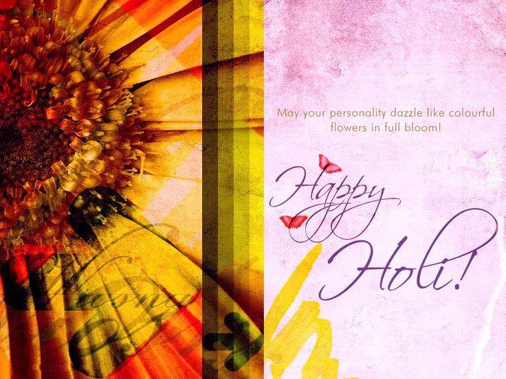 Holi Greetings Cards!