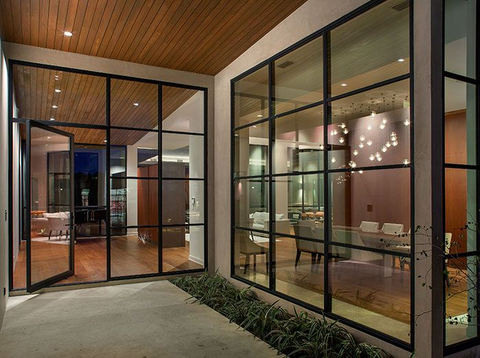 Iron and steel exterior doors will last for generations. At Eden Windows & Doors, we have the best Iron and Steel Exterior Doors in Tulsa, Oklahoma.