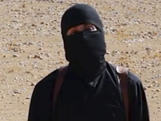 "Michael James and Kim Hjelmgaard, USA TODAY 7:12 a.m. EST November 13, 2015 A U.S. drone strike in Syria late Thursday targeted the infamous masked Islamic State executioner named ""Jihadi Joh…"