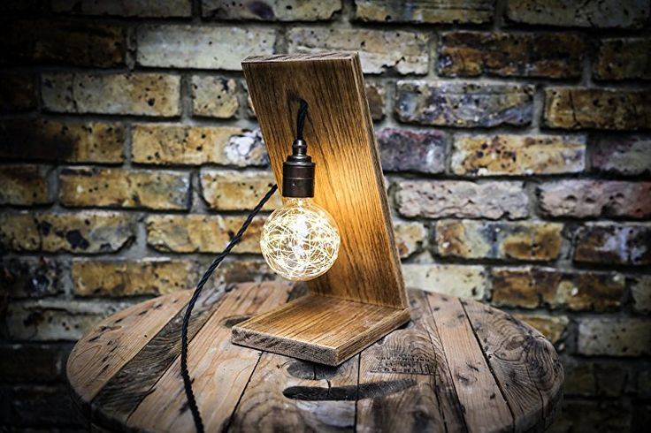 Win a solid oak angel table lamp - #handmade by MooBoo Home with Leadify #mooboohome #giftidea #christmas #giveaway #IWOOTXMAS