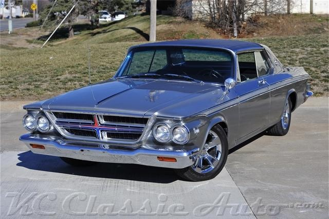 1964 chrysler 300 mopar for sale muscle cars collector antiq this heavily optioned 1964. Black Bedroom Furniture Sets. Home Design Ideas