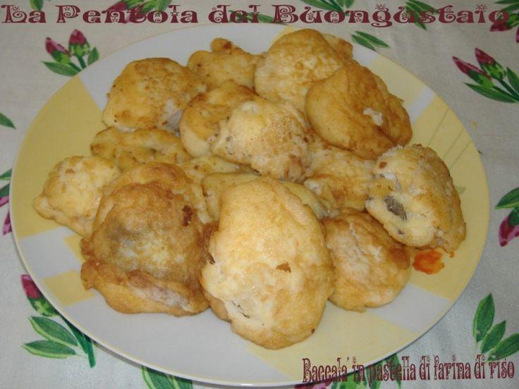 Baccalà+in+pastella+di+farina+di+riso