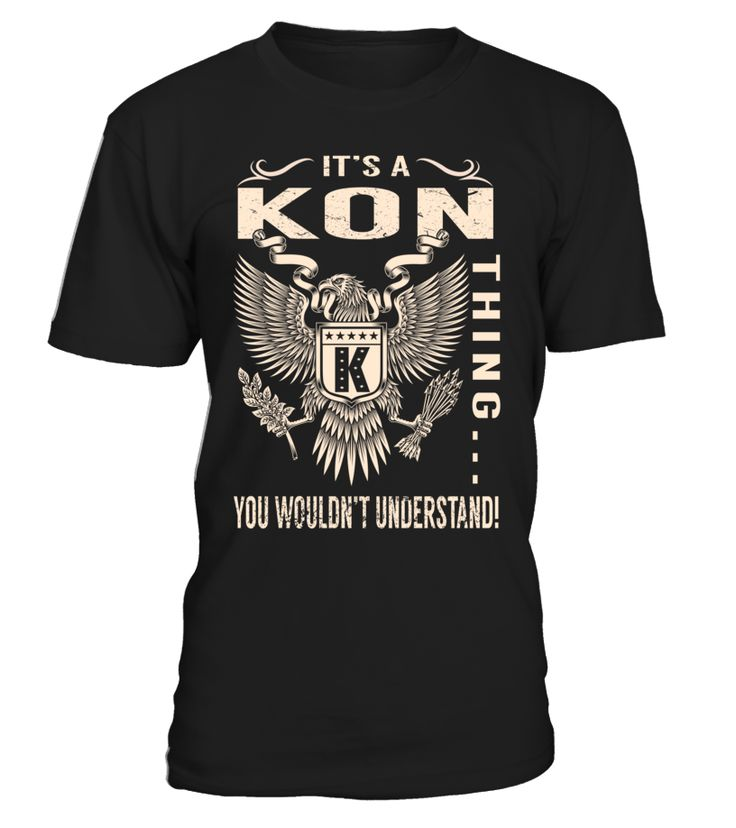 It's a KON Thing, You Wouldn't Understand