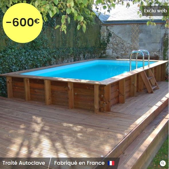 piscine en bois traite lagos sunbay pas