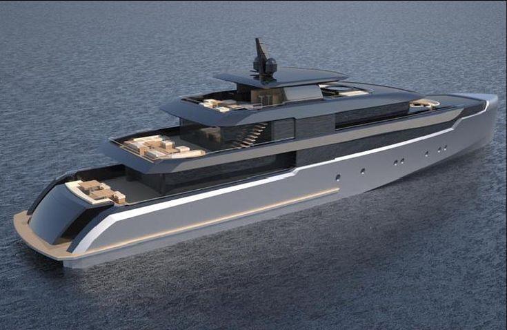 Van Geest Mega Yacht