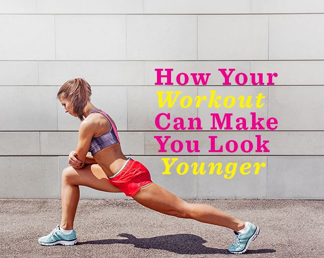 Can Working Out Double as a Face Lift?