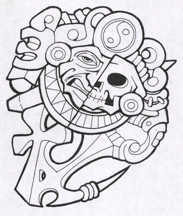 More Tattoo Line Art By Jakehawn Deviantart Com On Deviantart
