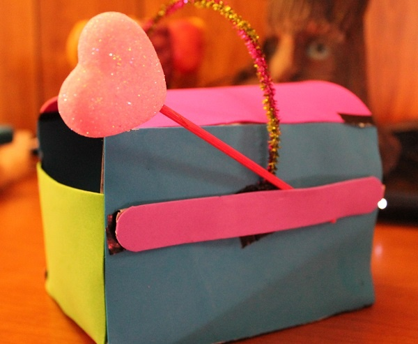 17 Best Images About Valentine Mailbox Ideas On Pinterest