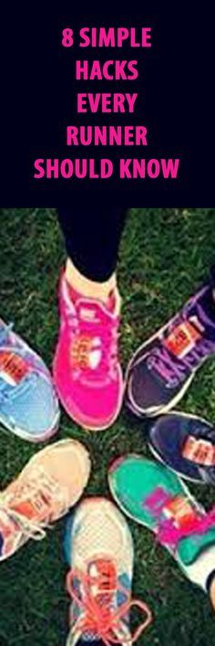 8 SIMPLE HACKS EVERY RUNNER SHOULD KNOW: http://therunningbug.co.uk/videos/b/best-of-the-web/archive/2015/05/12/8-simple-hacks-every-runner-should-know.aspx?utm_source=Pinterest&utm_medium=Pinterest%20Post&utm_campaign=ad Try these simple running hacks to make your next run easier... #therunningbug #running #tips #tricks #advice